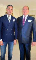 Cu Principel -Albert de Monaco
