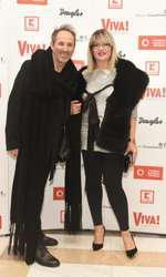 Laurent Tourette si Catinca Roman