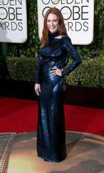 Julianne Moore - Rochie Tom Ford (Globurile de Aur)