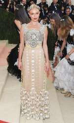Kate Bosworth- Rochie Dolce&Gabbana (MET Gala)