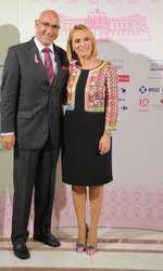 Andreea Esca si Niels Schnecker