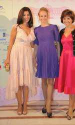 Oana Cuzino, Sandra Izbasa si Cristiana Copos