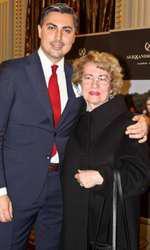 Alexandru Ciucu si mama sa