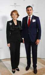 Principesa Margareta si Alexandru CIucu
