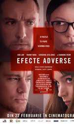 Afisul filmului Efecte adverse