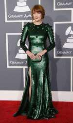 Florence Welch la Premiile Grammy 2013