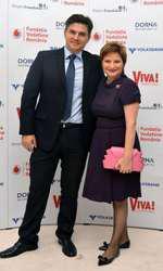 Cristina Stanciulescu si Richard Toth (Ringier)