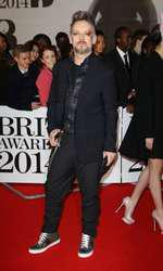 Mandatory Credit: Photo by Matt Baron/BEImages (1924351q) Boy George The Brit Awards, Arrivals, O2 Arena, London, Britain - 19 Feb 2014