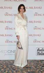 Catrinel Marlon  Premiere of the film - Saving Mr Banks Rome - Italy 06 February 2014 © FameFlynet_Italy/SGP ID: 88184 Not exclusive