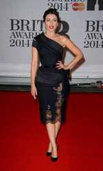 Danni Minogue attends the BRIT Awards 2014 - 19 February 2014. FAMOUS PICTURES AND FEATURES AGENCY 13 HARWOOD ROAD LONDON SW6 4QP UNITED KINGDOM tel +44 (0) 20 7731 9333 fax +44 (0) 20 7731 9330 e-mail info@famous.uk.com www.famous.uk.com JMVM10090