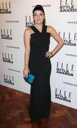 Mandatory Credit: Photo by Matt Baron/BEImages (1924228ee) Lily Allen Elle Style Awards, London, Britain - 18 Feb 2014