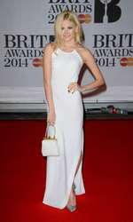 Pixie Lott attends the BRIT Awards 2014 - 19 February 2014. FAMOUS PICTURES AND FEATURES AGENCY 13 HARWOOD ROAD LONDON SW6 4QP UNITED KINGDOM tel +44 (0) 20 7731 9333 fax +44 (0) 20 7731 9330 e-mail info@famous.uk.com www.famous.uk.com JMVM10090