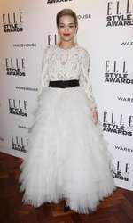 Mandatory Credit: Photo by Matt Baron/BEImages (1924228fo) Rita Ora Elle Style Awards, London, Britain - 18 Feb 2014