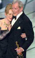 In 2003, Meryl Streep i-a inmanat Oscarul onorific