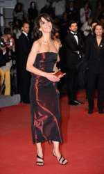 Sophie Marceau arriving at the Palais des Festivals for the screening of the film Coming Home as part of the 67th Cannes Film Festival in Cannes, France on May 20, 2014. Photo by Nicolas Briquet/ABACAPRESS.COM