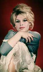 """Brigitte Bardot, publicity still for """"Come Dance with Me"""" 1959 (aka """"Voulez-Vous Danser Avec Moi?"""")"""
