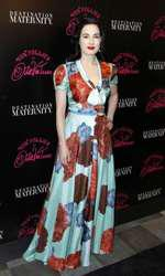 Dita Von Teese appears to launch Von Follies at Destination Maternity in New York City, New York on September 23, 2014.