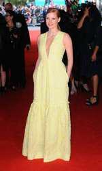 Jessica Chastain – Rochie Erdem la Londra