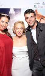 Giulia Nahmany, Oana Roman si Marius Elisei