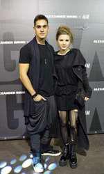 Cristina Ciobanasu si Vlad Gherman