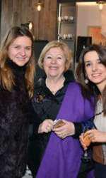 Raluca Hagiu (Unica), Eleanor Sebastian si Alexandra Copos de Prada