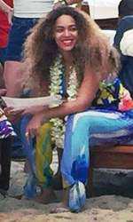 Beyonce in Thailanda