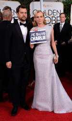 DIANE KRUGER @ the 72nd Gloden Globe awards held @ the Beverly Hilton hotel. January 11, 2015  January 11, 2015