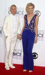 Ellen DeGeneres si Portia de Rossi