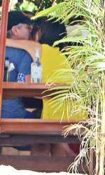 George Clooney si Amal Alamuddin in Cabo San Lucas, Mexic
