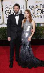 Mandatory Credit: Photo by Jim Smeal/BEImages (2616893ar) Julianne Moore 72nd Annual Golden Globe Awards, Arrivals, Los Angeles, America â?? 11 Jan 2015