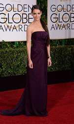 KATIE HOLMES @ the 72nd Gloden Globe awards held @ the Beverly Hilton hotel. January 11, 2015  January 11, 2015