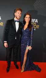 Sergio Ramos si sotia