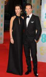 Benedict Cumberbatch si Sophie Hunter