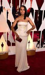 Kerry Washington arriving at the 87th Academy Awards held at the Dolby Theatre in Hollywood, Los Angeles, CA, USA, February 22, 2015.   February 22, 2015 academy awards