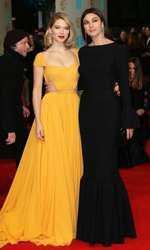 Lea Seydoux si Monica Bellucci