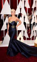 Rita Ora arriving at the 87th Academy Awards held at the Dolby Theatre in Hollywood, Los Angeles, CA, USA, February 22, 2015.   February 22, 2015 academy awards