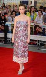 """Carey Mulligan – Rochie Dior Couture la premiera """"Far From The Madding Crowd"""