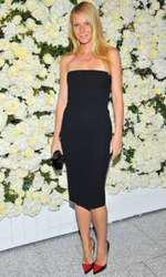 Gwyneth Paltrow – Rochie Victoria Beckham la evenimentul Barneys Victoria Beckham