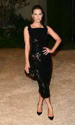 Kate Beckinsale la evenimentul Burberry London in Los Angeles