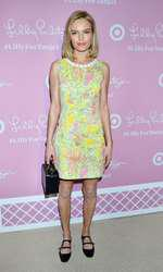 Kate Bosworth la Lilly Pulitzer For Target Launch in NY