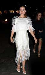 Olivia Wilde la evenimentul Tiffany de la NY