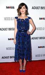 "Rose Byrne la premiera filmului ""Adult Beginners"""