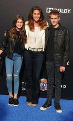 Cindy Crawford, Presley si Kaia
