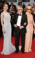 "Emma Stone, Woody Allen si Parker Posey - La premiera filmului ""The Irrational Man"""