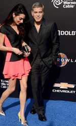 George si Amal Clooney