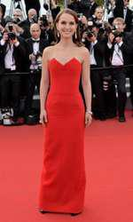 Natalie Portman - Rochie Dior