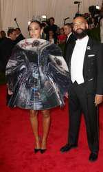 Solange Knowles si Alan Ferguson