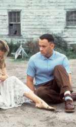 "Cu Tom Hanks în ""Forrest Gump"""