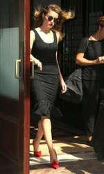 Amber Heard  - La New York