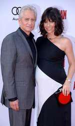 Michael Douglas si Evangeline Lilly
